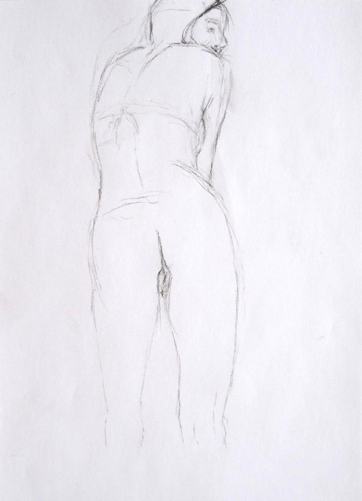 Naked, de Bertrand Claverie