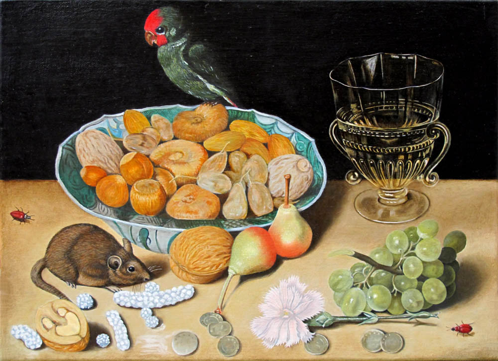 Nature morte, de Bertrand Claverie