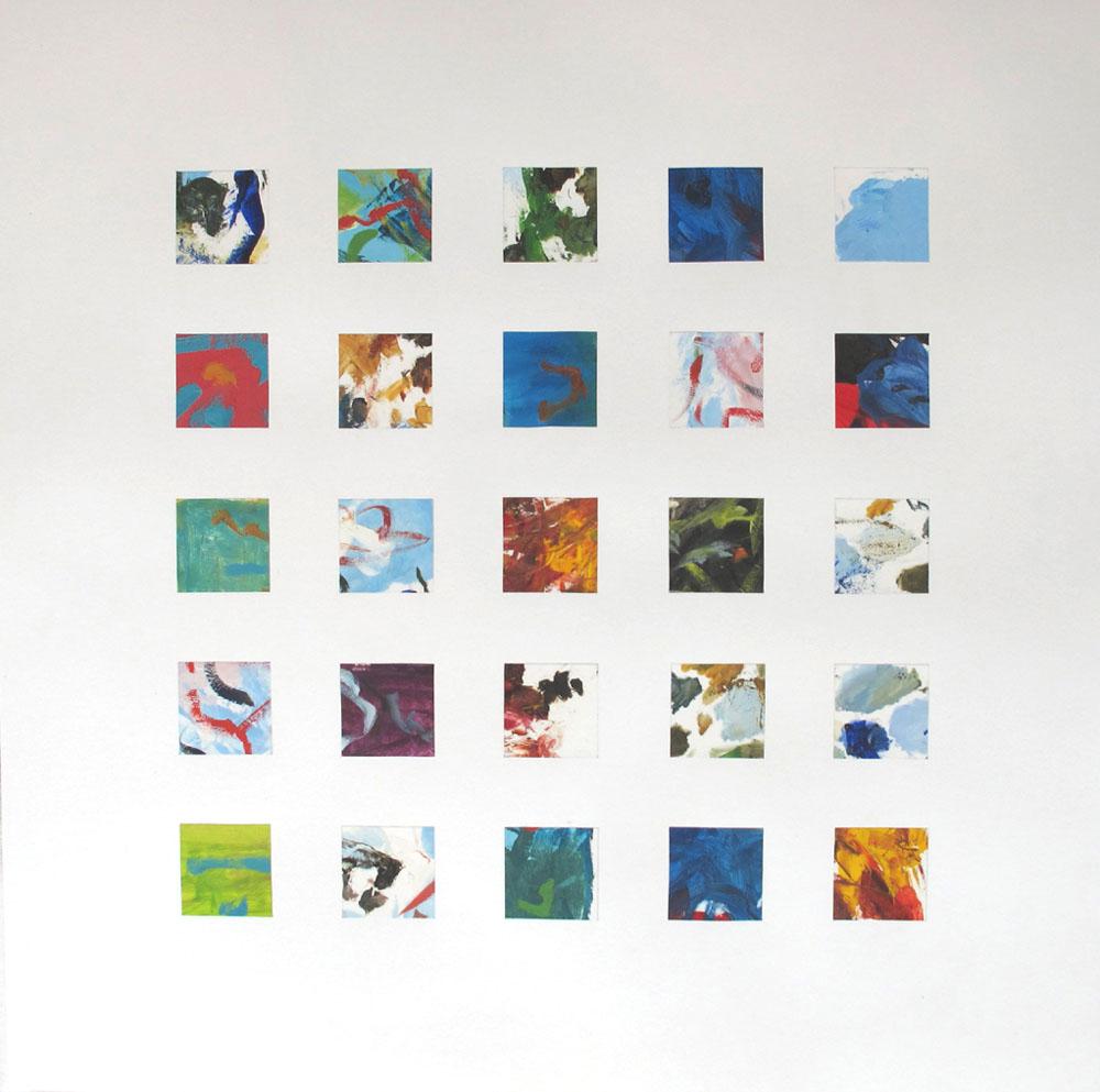 Variations en blanc, de Bertrand Claverie